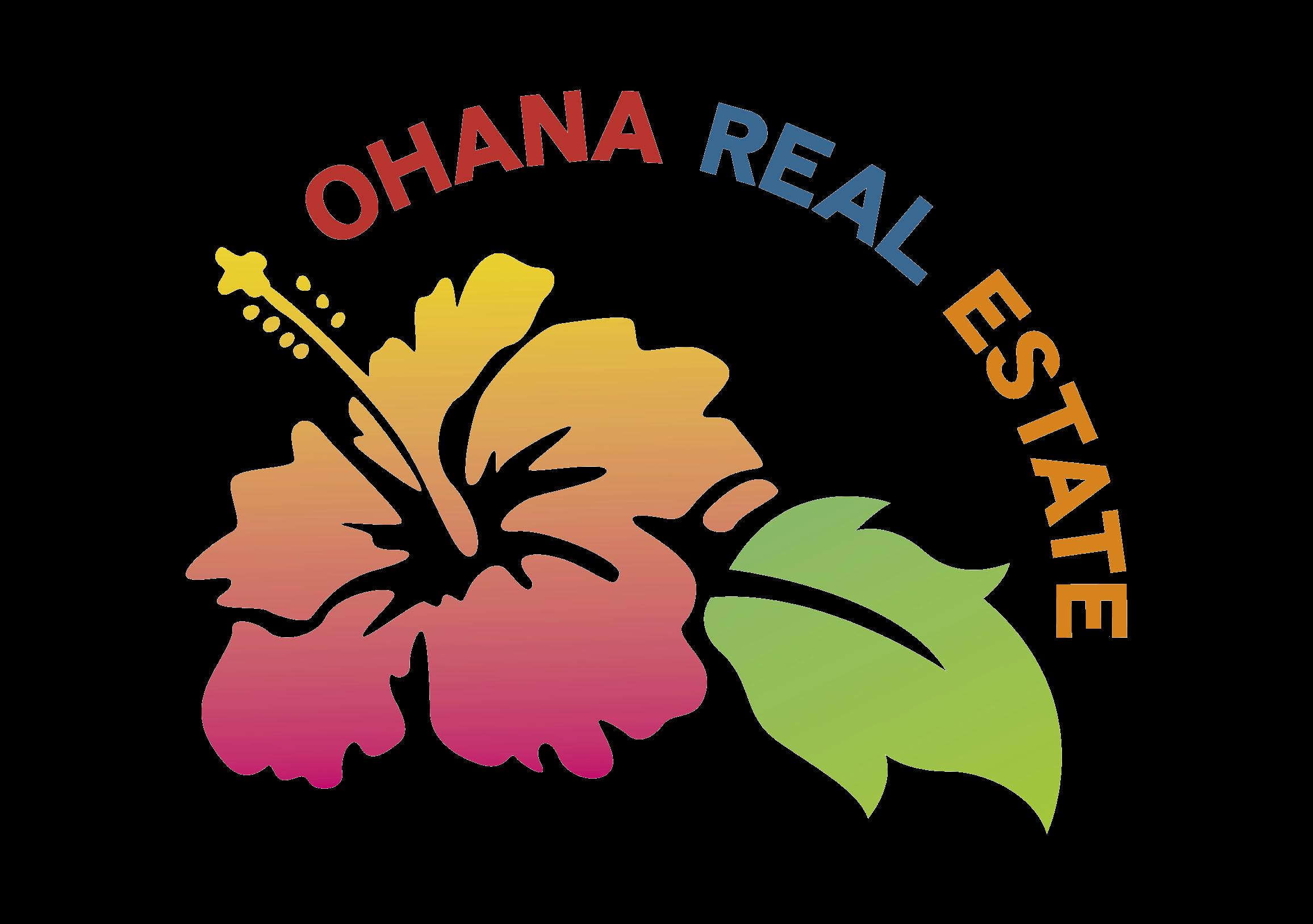 オハナ不動産ロゴ